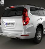 Great Wall Haval H9 approved 2010