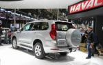 Haval H9 Great Wall configuration suv