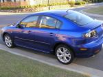 3 Sedan Mazda configuration hatchback