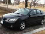 Mazda 3 Hatchback Specification 2003