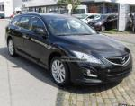 6 Wagon Mazda spec 2011