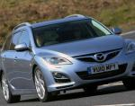 Mazda 6 Wagon parts hatchback