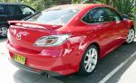 Mazda 6 Hatchback spec sedan