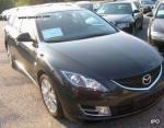 Mazda 6 Wagon lease 2009
