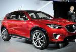 Mazda CX-5 Specifications hatchback
