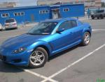 RX-8 Mazda how mach hatchback