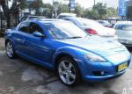 RX-8 Mazda review 2008