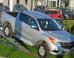 Mazda BT-50 4 doors approved 2014
