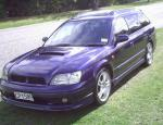 Legacy Wagon Subaru lease sedan