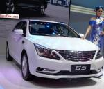 BYD G5 Specifications 2014