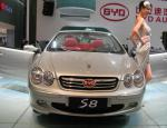 BYD S8 review sedan