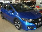 Honda Civic 5D cost 2015