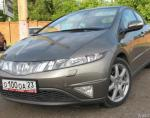 Honda Civic 5D how mach hatchback