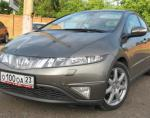 Honda Civic 5D lease sedan