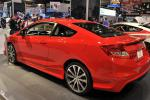 Honda Civic Si Coupe used sedan