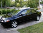 Civic Coupe Honda auto hatchback
