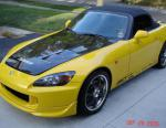 S2000 Honda Specification hatchback