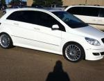 B-Class (W245) Mercedes Specification 2012