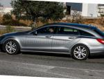 CLS Shooting Brake (X218) Mercedes how mach 2006