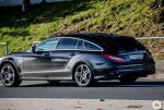 CLS Shooting Brake (X218) Mercedes review hatchback