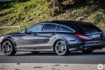 CLS Shooting Brake (X218) Mercedes used 2008