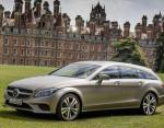 Mercedes CLS Shooting Brake (X218) approved coupe