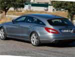 Mercedes CLS Shooting Brake (X218) parts 2015