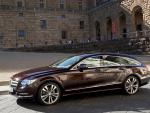 CLS Shooting Brake (X218) Mercedes configuration 2009