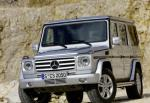 Mercedes G-Class (W463) Specifications 2015