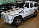 Mercedes G-Class (W463) lease sedan