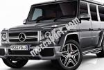 Mercedes G-Class (W463) Specifications 2005