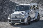 Mercedes G-Class (W463) models sedan