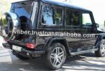 G-Class (W463) Mercedes models coupe