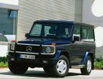 Mercedes G-Class (W463) review suv