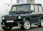 Mercedes G-Class (W463) Specification 2011