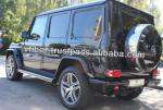 G-Class (W463) Mercedes tuning 2015
