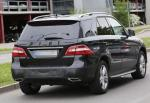 GLE-Class SUV (W 166) Mercedes Specification 2011
