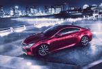 Lexus RC 350 configuration 2013