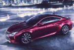 RC 350 Lexus new coupe