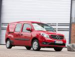 Mercedes Citan Kombi (W415) how mach sedan